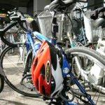 自転車通勤 駐輪場の利用