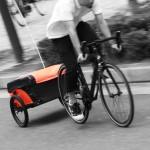 必見!自転車用トレーラー!!