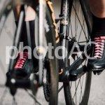 ロードバイクでビンディングペダルに挑戦